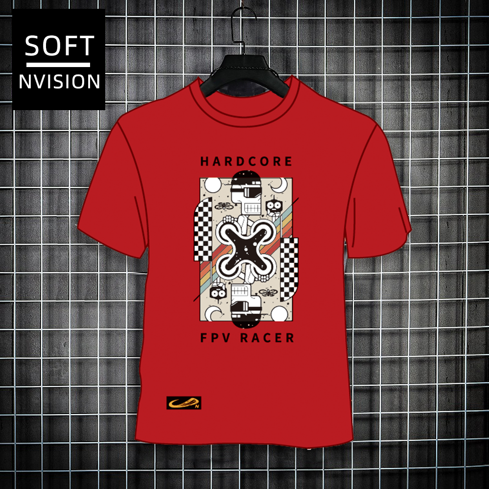 tcmmrc fpv team clothing specially designed style top fpv cultural and creative products